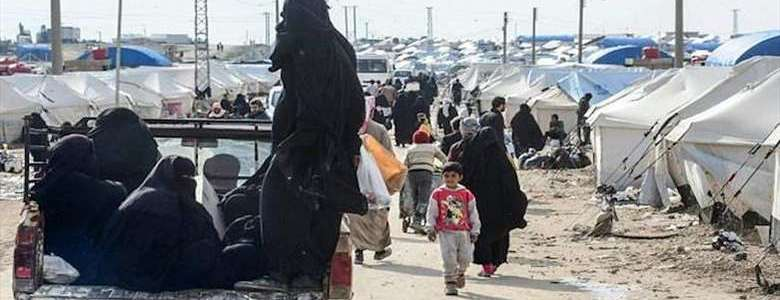 Iraqi youth killed by suspected Islamic State members in Syrian displacement camp