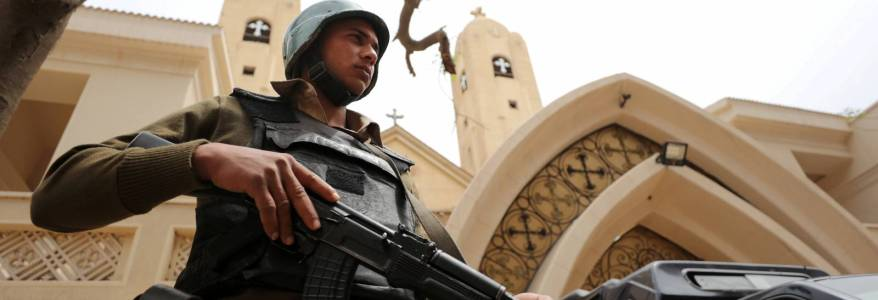 Islamic State terrorists claim they have killed at least 19 Egyptians soldiers in Arish