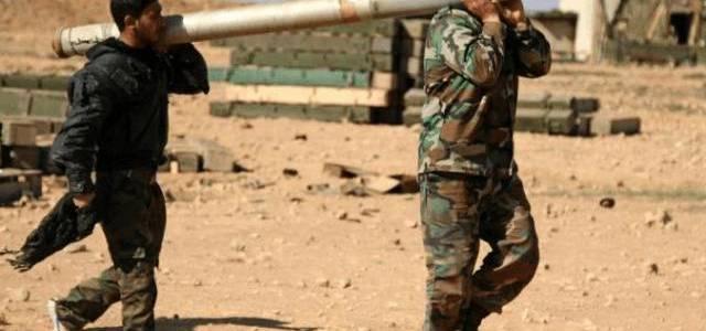 Islamic State terrorists seize Gaza-bound rocket shipment