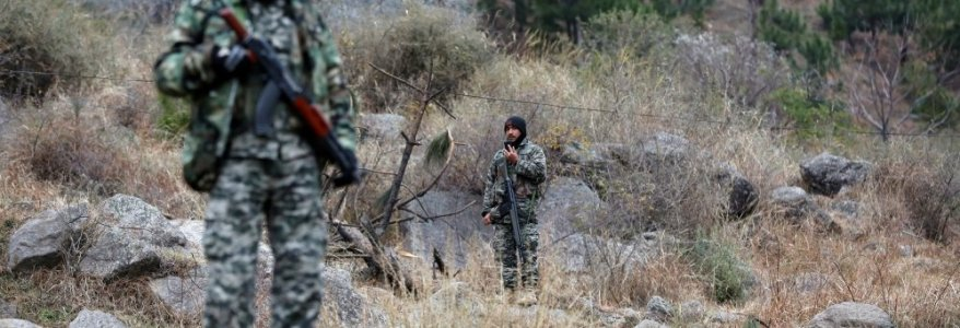 Pakistani army forces accuse India of state terrorism in Kashmir
