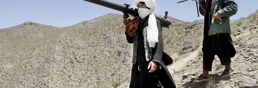 Taliban burn homes of Islamic State terrorists in Afghanistan