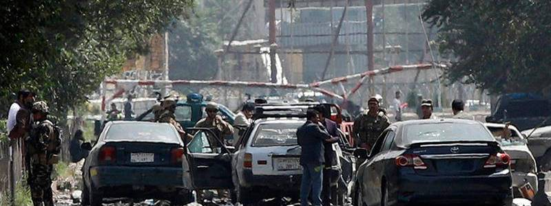 Taliban claim deadly attack near the US embassy in Kabul