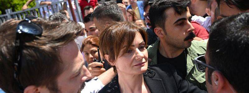 Turkish opposition member sentenced to jail on terrorism charge