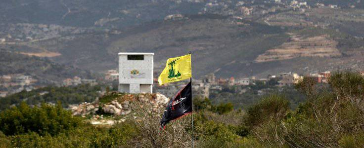 Al-Nujaba and Hezbollah deployed forces on the northern front of Israel