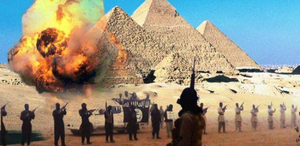 Egyptian authorities adopt measures against parties supporting terrorists