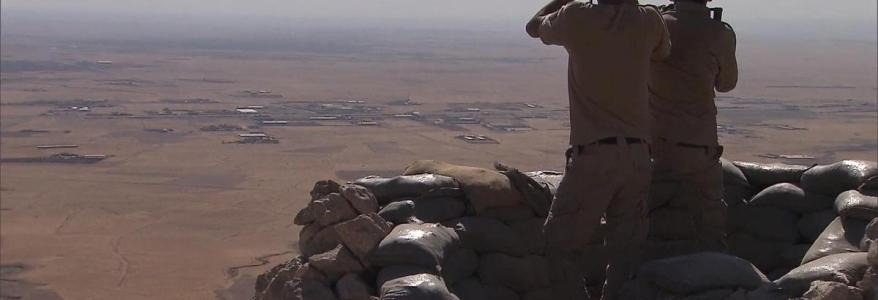 Hundreds of Islamic State elements fled northeastern Syria since Turkish operation started