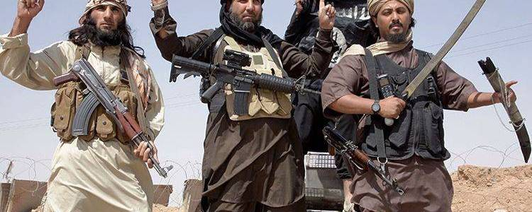 ISIS makes resurgence in Syria capturing town and attacking Kurdish and Russian army forces