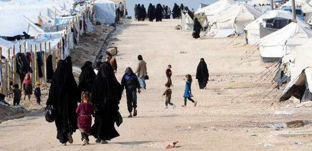 ISIS takes full control of al-Hawl camp slaughtering babies and dousing guards in petrol
