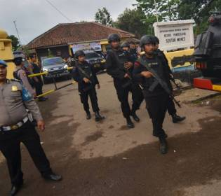 LLL - GFATF - Indonesian Security Minister stabbed by Islamic State linked pair