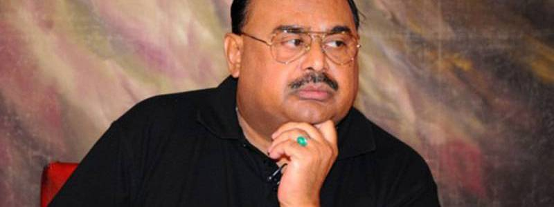London police charges exiled Pakistani leader Altaf Hussain with encouraging terrorism