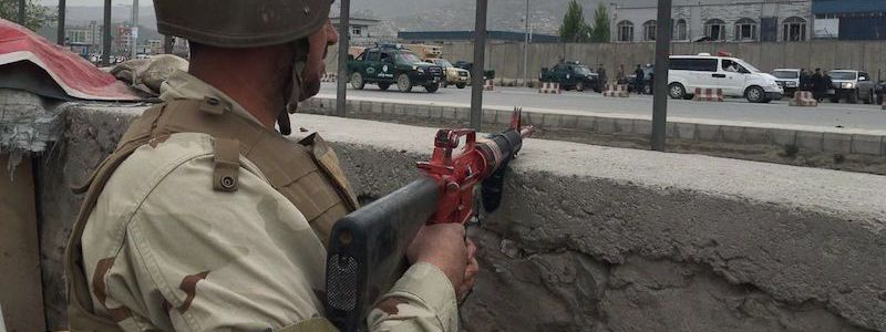 One terrorist shot dead after opening fire on police officer in Kabul