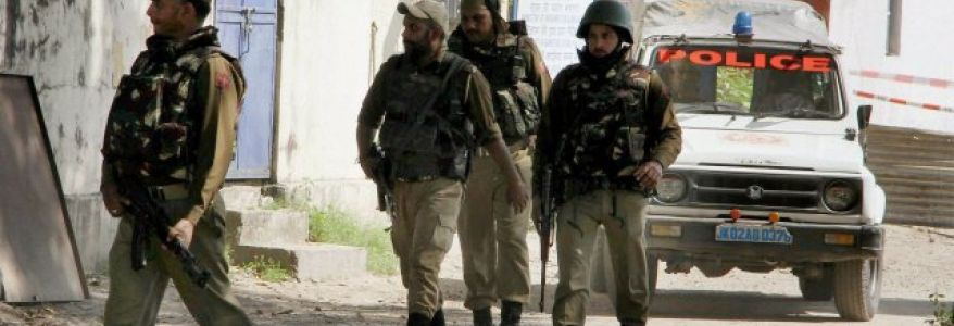 Two Hizbul Mujahideen terrorists from Ganderbal and Kashmir held