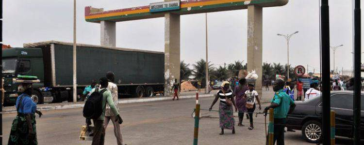 At least 170 persons are arrested at Ghana-Togo border over suspected terrorism activities