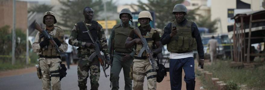 Attack on Fulani village kills at least 20 people in central Mali