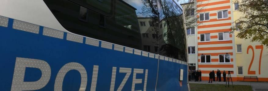 Berlin police forces detain man over suspected terrorism plot