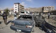 Car bomb killed twelve people in the latest terrorist attack in Kabul