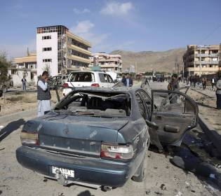 LLL - GFATF - Car bomb killed twelve people in the latest terrorist attack in Kabul