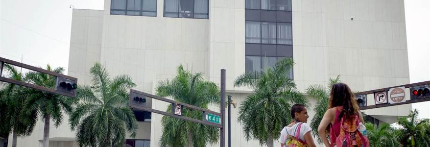 Florida man tried to recruit Islamic State terrorists to bomb deans from Miami-area colleges