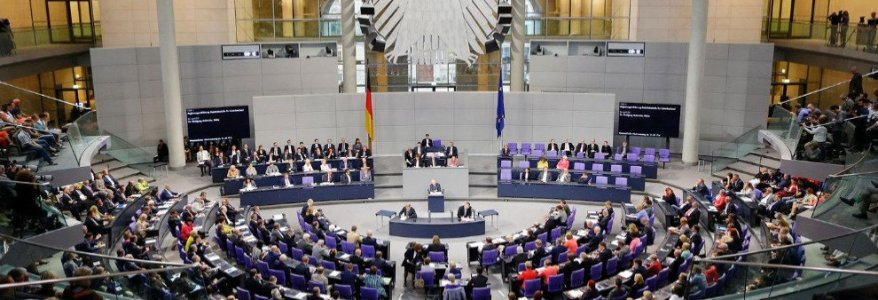 German Parliament report: Turkey-linked mercenaries resemble Islamic State