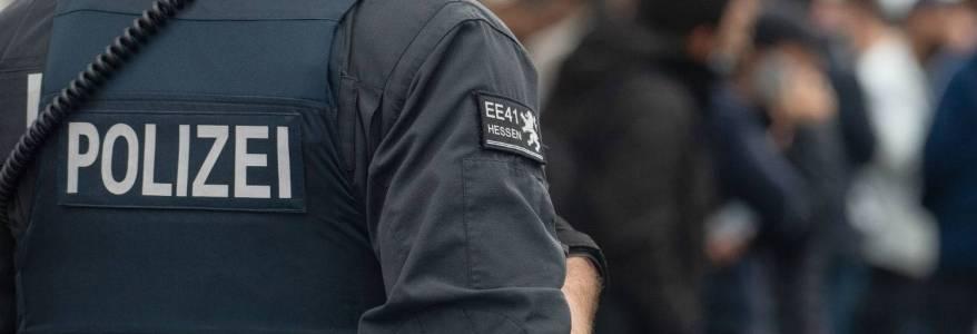 German police arrest three suspects over planned terror attack near Frankfurt