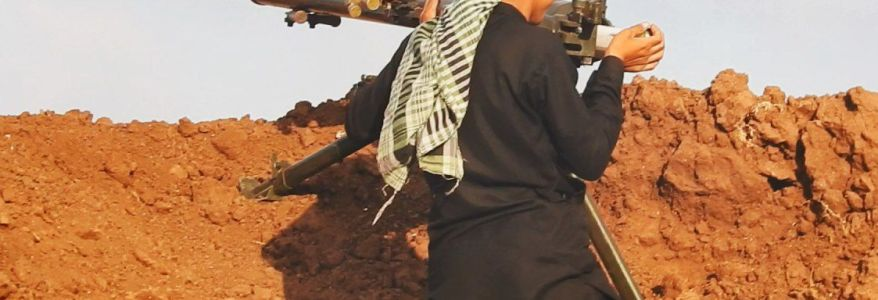 Islamic State emerged again in the province of Daraa in southern Syria