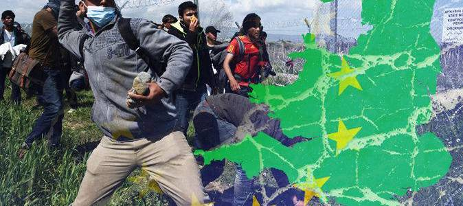 Islamic State terrorist group is a big part of the migrant population