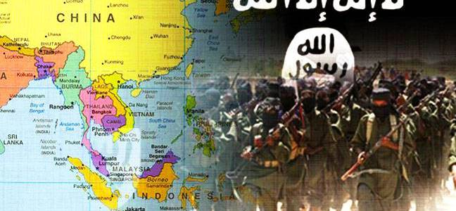 Islamic State terrorist group may shift operations to Southeast Asia