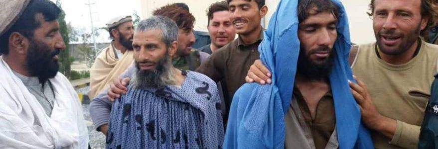 Islamic State terrorists disguised as women caught by Afghan forces in Nangarhar