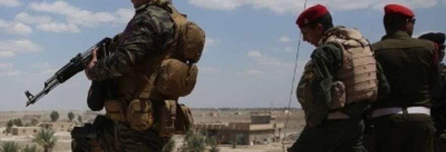 Islamic State terrorists attacks Iraqi Army in Jalawla
