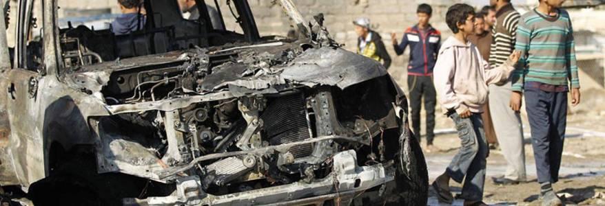 Roadside bomb injures seven people during anti-ISIS operation in Kirkuk