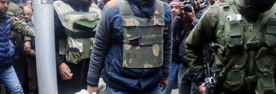 Terrorist hideout busted and seven IEDs seized in Jammu and Kashmir's Poonch district raid