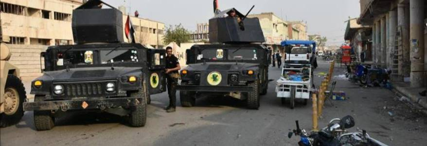Three explosions in Baghdad leaves six people dead as Islamic State activity is seen in Kirkuk