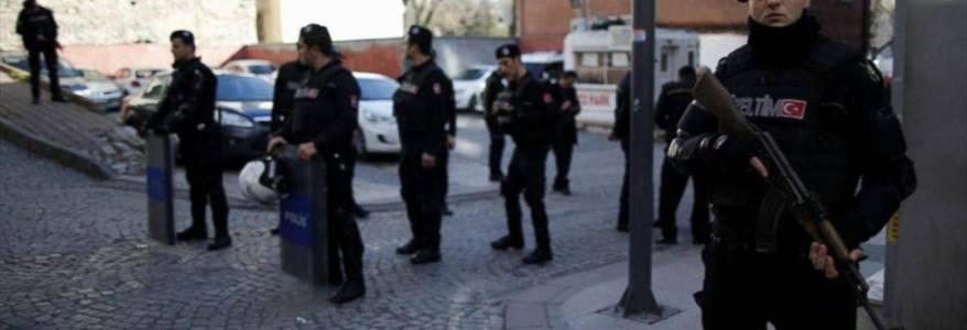 Turkish authorities arrested 2782 Islamic State terrorists in 2019