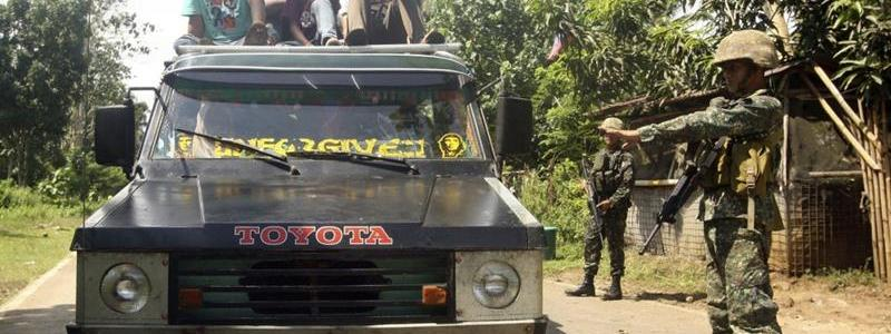 Two suspected suicide bombers from Egypt killed in Philippines