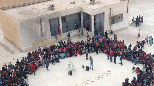 Centre that is deradicalising 15,000 Syrian children warns that the Islamic State is regaining ground