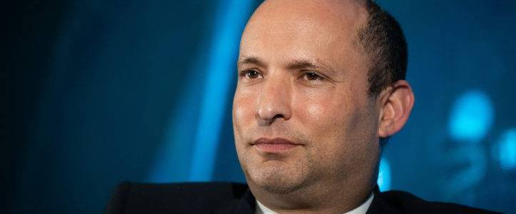 Defense Minister Bennett signs executive order placing economic sanctions on terrorists