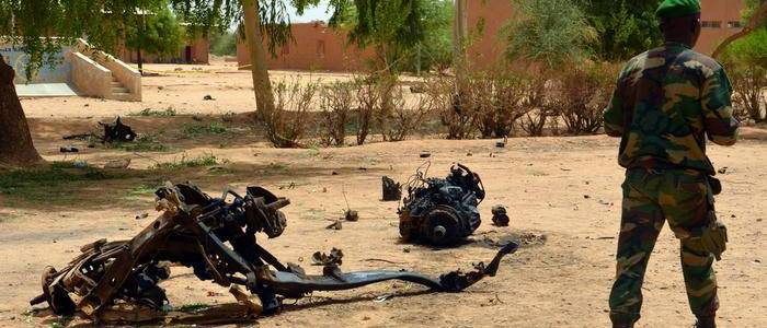 Defense Ministry of Germany: Terrorism poses growing threat in Africa's Sahel