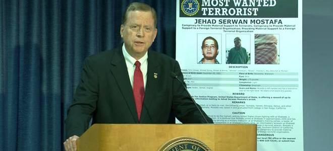 Five million dollar reward set for San Diego man who turned into Islamic terrorist