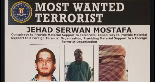 LLL - GFATF - Five million dollar reward set for San Diego man who turned into Islamic terrorist