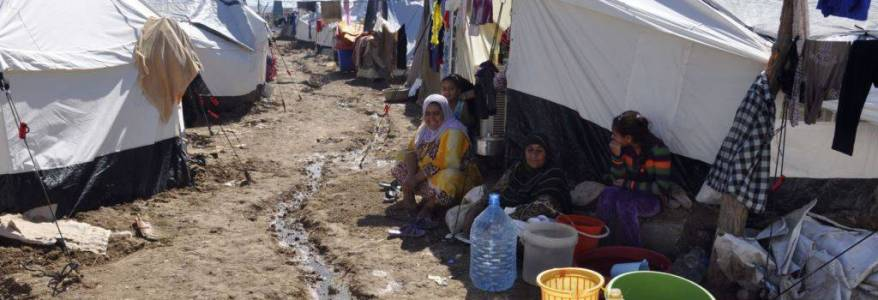 Five years after the Islamic State was pushed from Iraq residents still can't return home