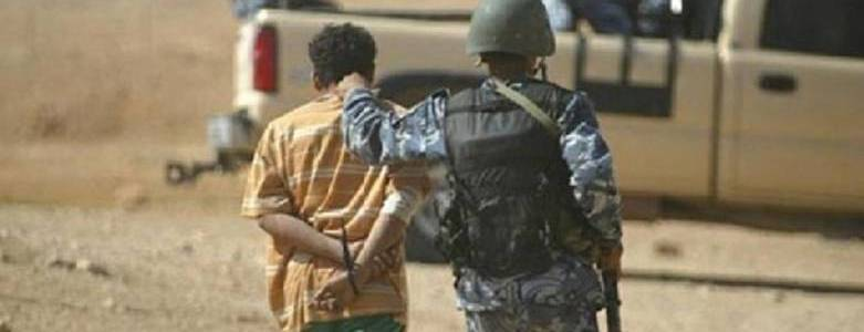 Iraqi army forces arrested alleged Islamic State financier in Anbar
