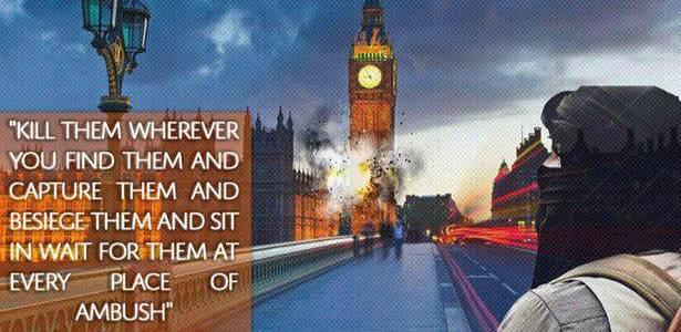 Islamic State fans in secret internet network applauding London Bridge terror attack