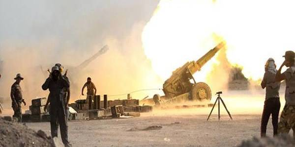 Islamic State occupation of oil wells in Diyali prevented by Hashd Al-Shaabi forces