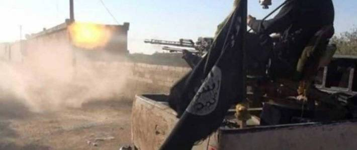 Islamic State terrorists attack security checkpoint in Baghdad