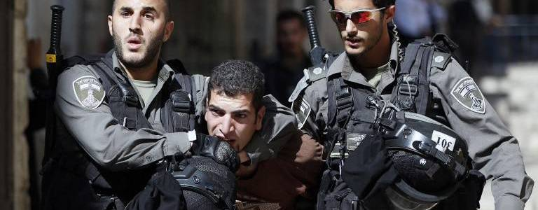 Isreali Defence Forces arrest Palestinian students for plotting alleged operations against Israel