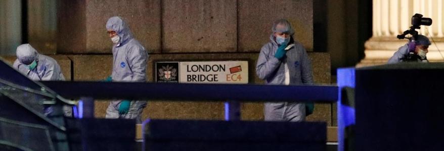 London Bridge terrorist plotted revenge for death of the Islamic State leader al-Baghdadi
