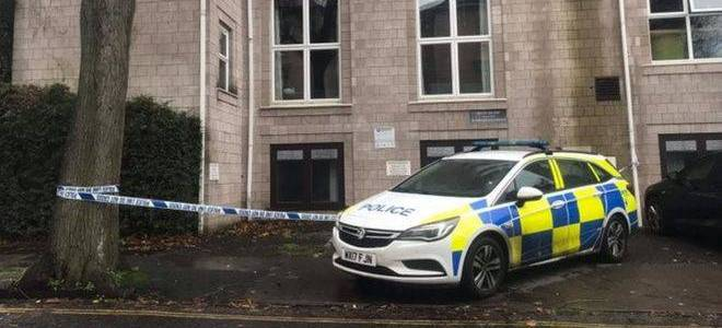 Man arrested in Bristol over suspected terror offences