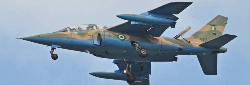 Nigerian Air forces raid in the northeast kill Islamic State-affiliated terrorists