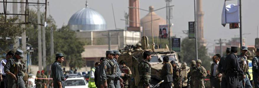Six dead including one Japanese national in Afghanistan terror attack