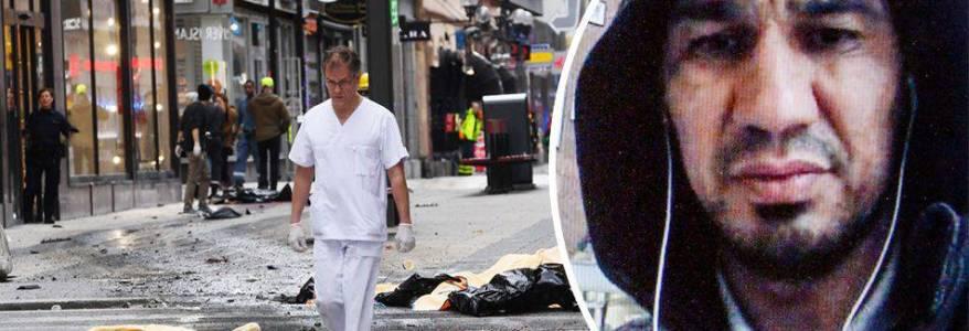 Stockholm terrorist suspect named as Rakhmat Akilov